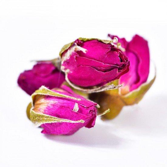 Petite Rosebuds Herbal Tea Box