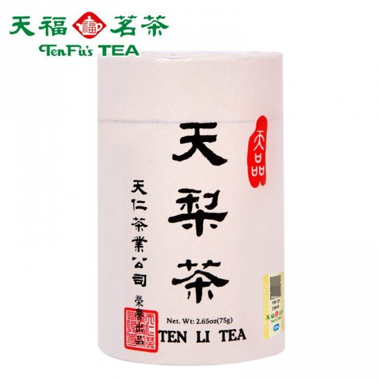 Taiwan TenLi Oolong Tea