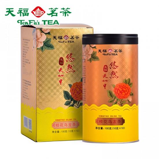 Premium Osmanthus Oolong Tea