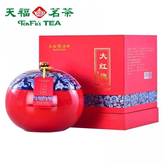 Da Hong Pao Tea - Wuyi Big Red Robe Tea 500G