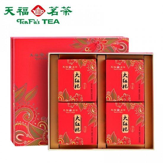 Da Hong Pao Tea - Wuyi Rock Oolong Tea
