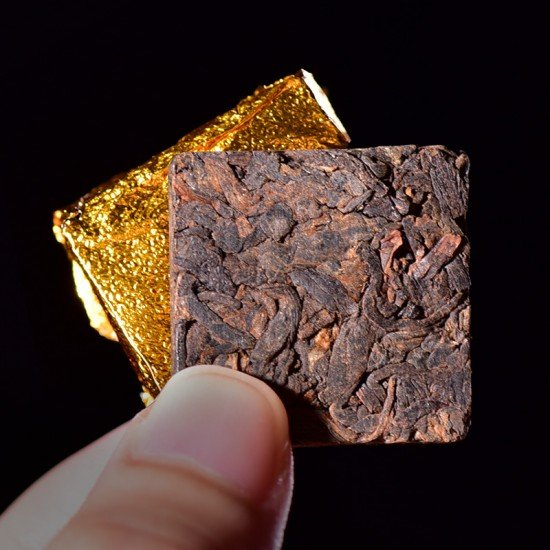 Luxury Yunnan Ripe Pu-Erh Mini Bricks Gift Collection 384G
