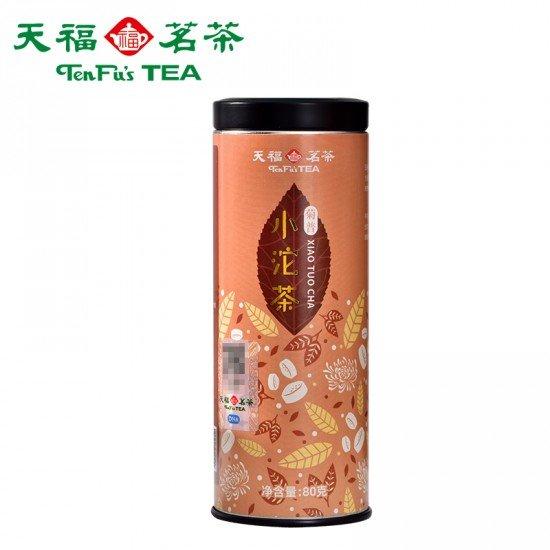 Premium Chamomile Ripe Pu-Erh Mini Tuo Cha 80G