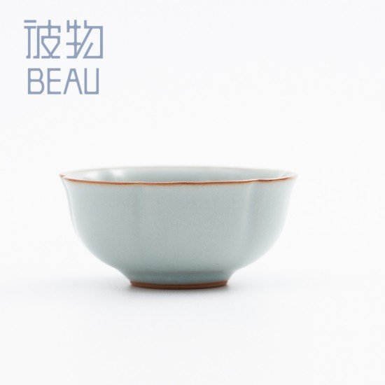 Ceramic Ru kiln-Single Kung Fu Tea Cup