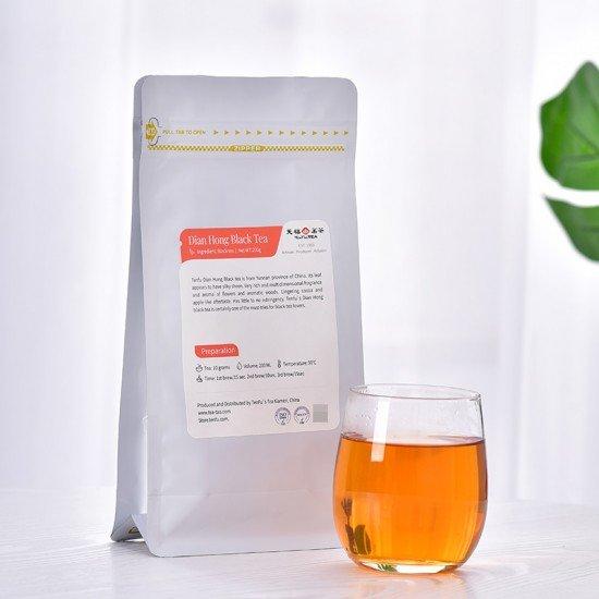 Yunnan Dian Hong Black Tea ,Loose Leaf Tea Bag200G