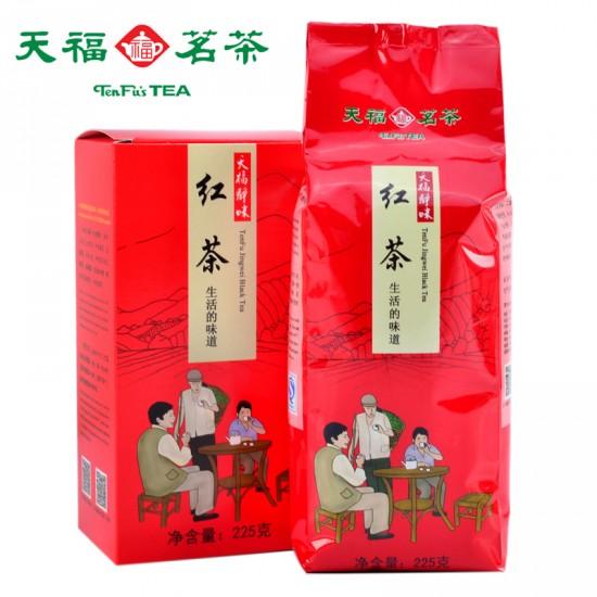 Yun Nan Dian Hong Black Tea-TenFu Jingwei Black Tea