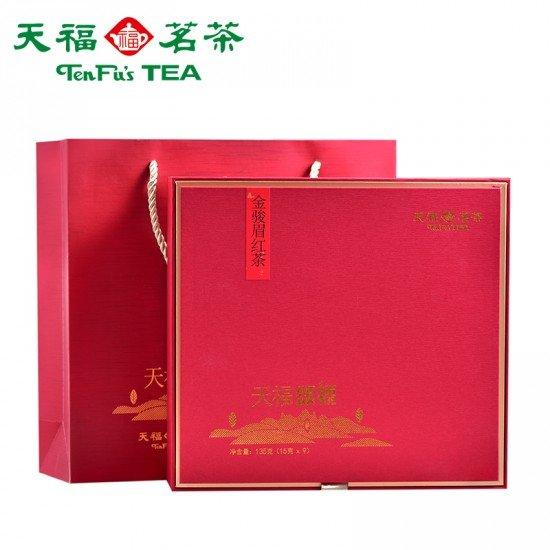 Nonpareil Jin Jun Mei Tea - Golden Eyebrow Black Tea