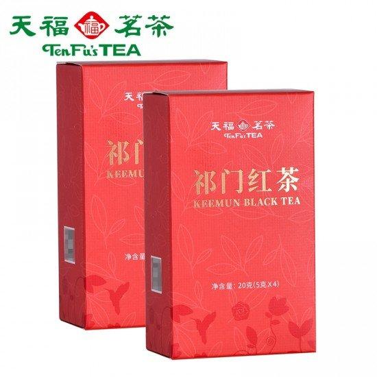 Qimen Keemun Black Tea*2