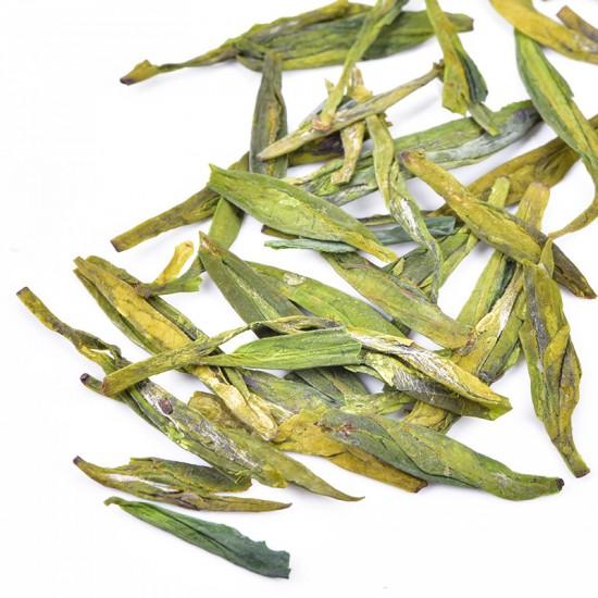 Premium Quality Ming Qian  Lung Ching DragonWell Green Tea- Loose Leaf Lung Ching Green Tea