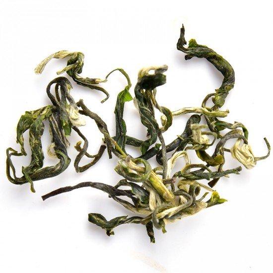 Premium  China Spring Loose Leaf  Pi Lo Chun Green Tea - Bi Luo Chun