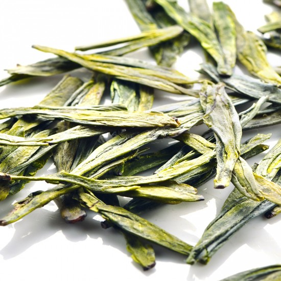 Nonpareil First Flush West Lake Dragon Well Tea- Hangzhou Loose xihu Longjing Tea 100g 3.52 OZ