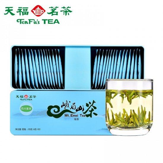 Ming Qian  Loose Leaf  E Mei Shan Green Tea -Mt.Emei Tea