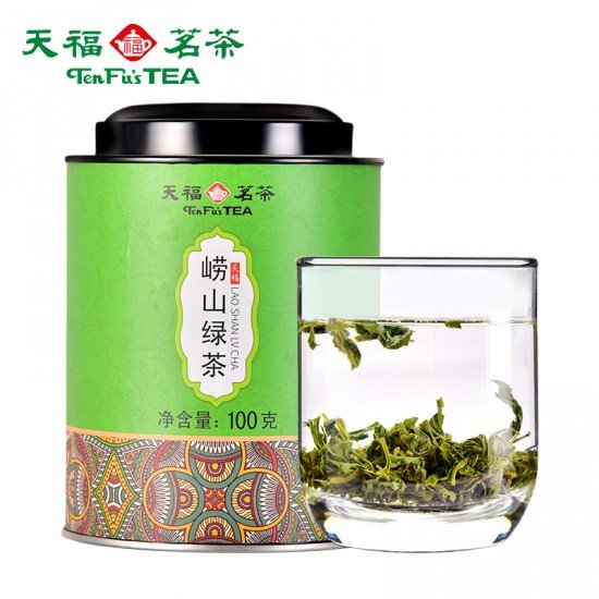 Chinese  Shangdong  Lao Shan Green Tea